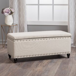 Hollins Storage Ottoman by Willa Arlo Interiors Accent Furniture