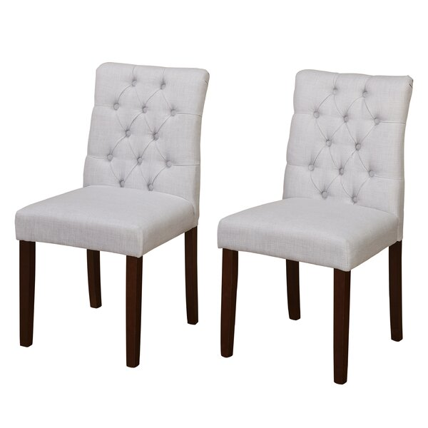 Hamel Side Chair (Set Of 2) By Darby Home Co