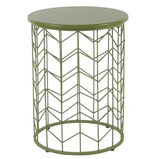 Top Reviews Corben Geometric End Table By Ebern Designs