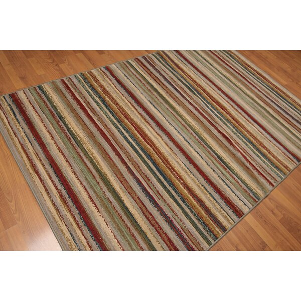 Cedarville Gray Area Rug by Longshore Tides