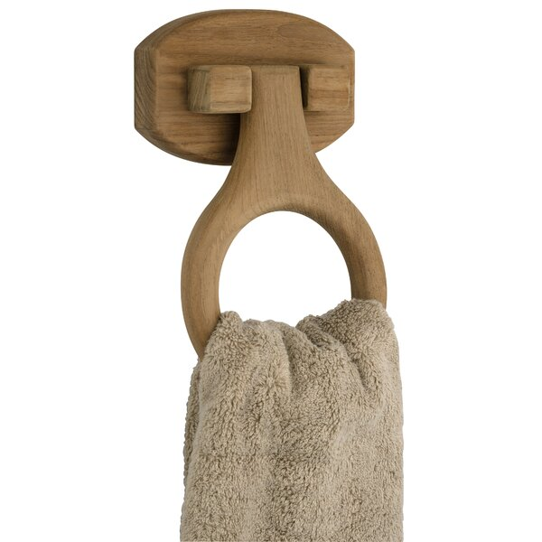 Wall Mounted Towel Ring by Whitecap Industries