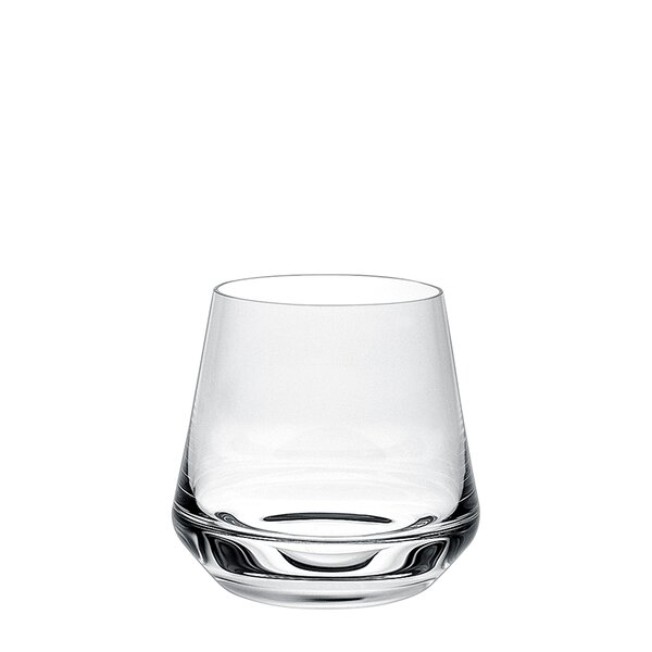 Mise En Bouche Meson 4 oz. Glass Cocktail Glasses (Set of 6) by RONA