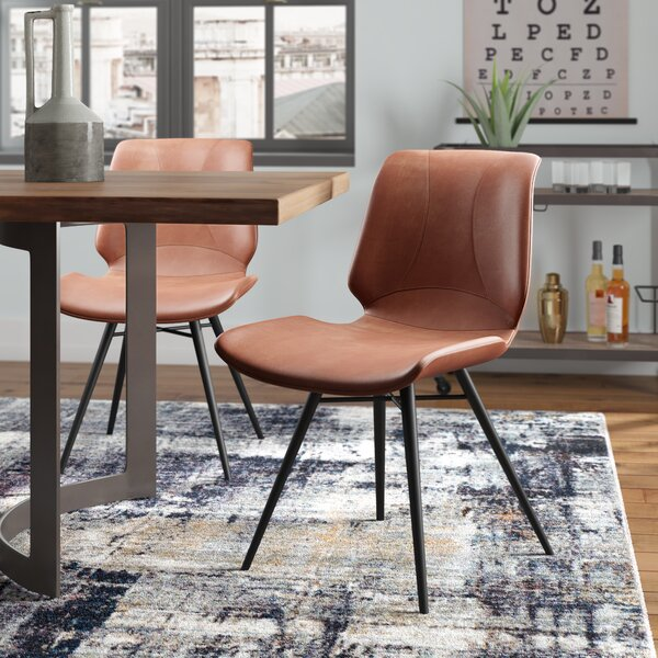 Okmulgee Upholstered Dining Chair (Set of 2) by Trent Austin Design