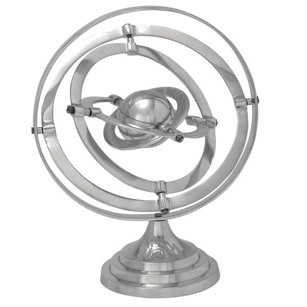 Armillary Sphere Globe by EC World Imports