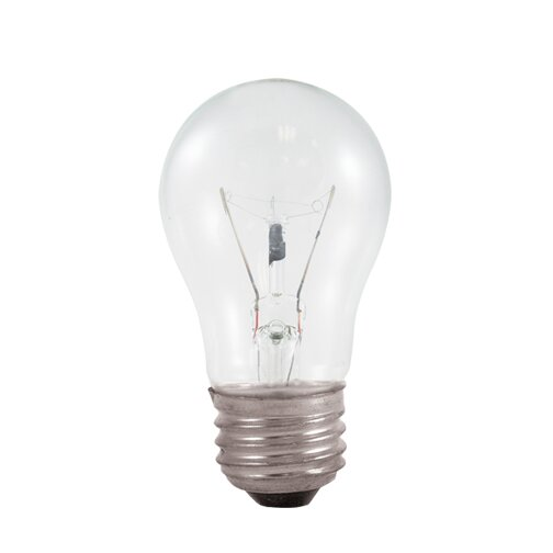 25W 130-Volt (2700K) Incandescent Light Bulb (Set of 33) by Bulbrite Industries