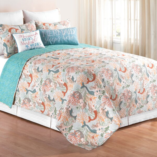 Chatsworth Quilt Set by Beachcrest Home