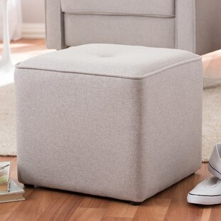 Reviews Foye Modern and Contemporary Cube Ottoman By Wrought Studio