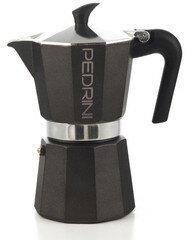 Pedrini Stovetop Espresso Pot by Grosche
