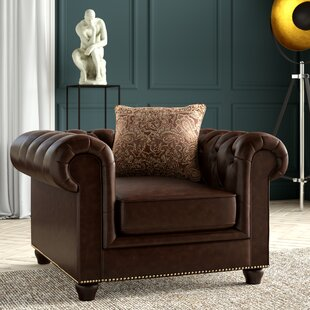 Best Lizzie Club Chair by Darby Home Co