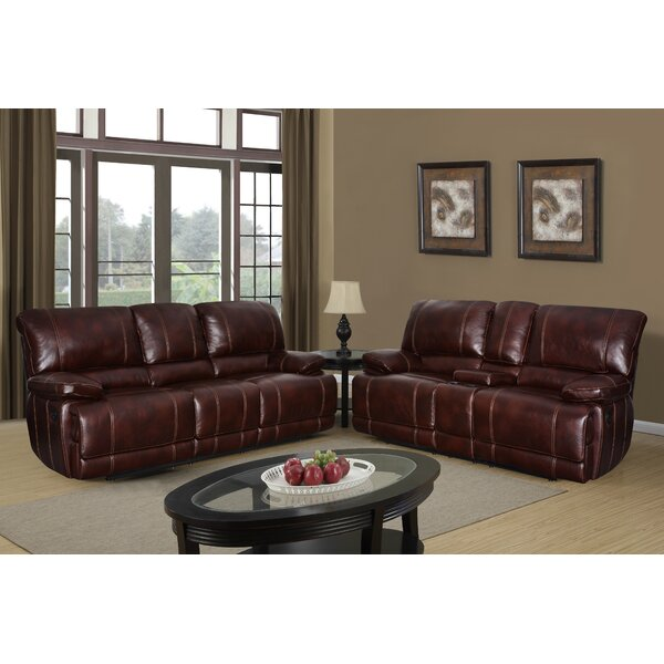 Valarie Reclining Configurable Living Room Set by Darby Home Co