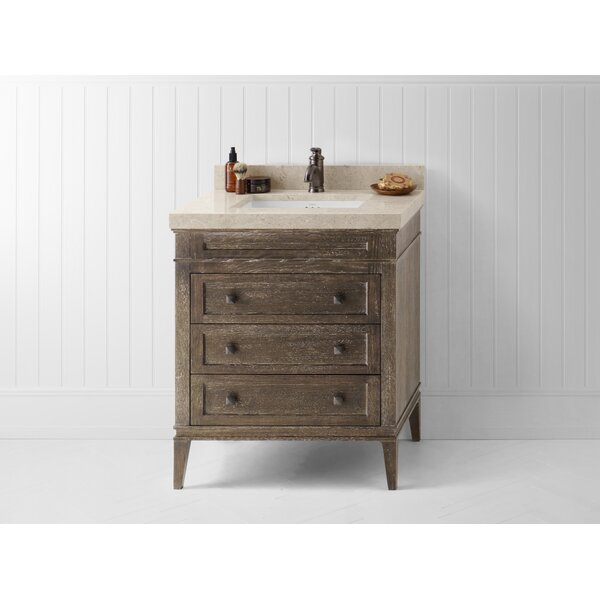 Laurel 30 Single Bathroom Vanity Set by Ronbow