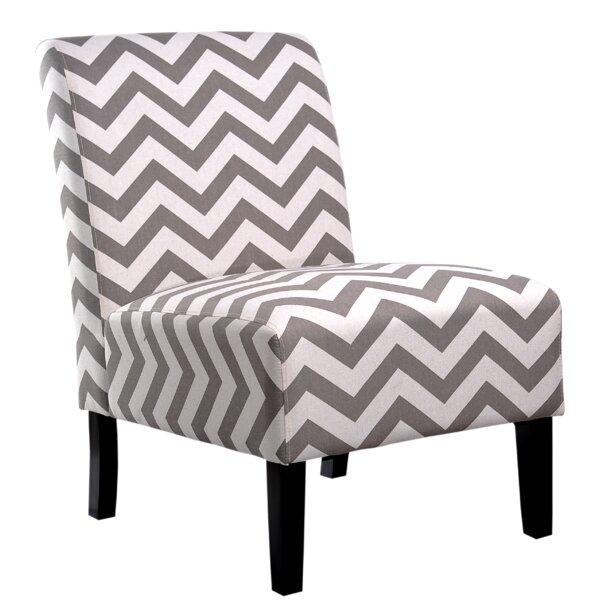 Hartlyn Slipper Chair by Wrought Studio