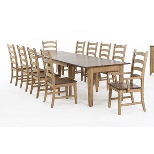 Large Dining Table Seats 14 | Wayfair