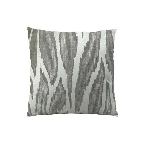 Glacier Throw Pillow by Plutus Brands