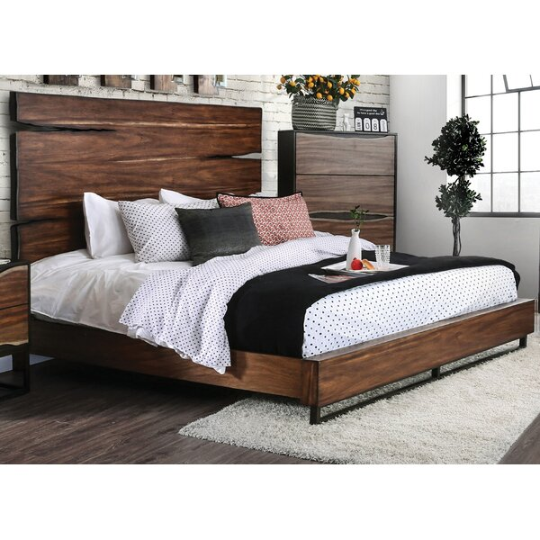 Braunstein Standard Bed by Foundry Select