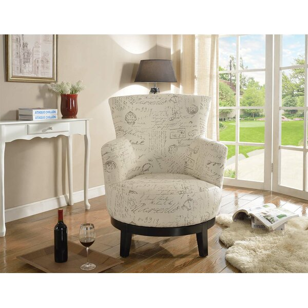 Aldridge Swivel Armchair by Lark Manor Lark Manor