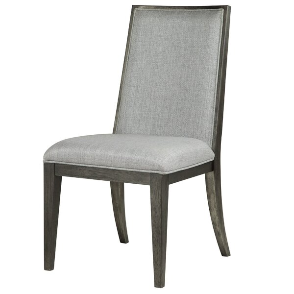 Diehl Upholstered Dining Chair (Set of 2) by 17 Stories
