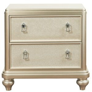 Fanchon 2 Drawer Nightstand by Willa Arlo Interiors