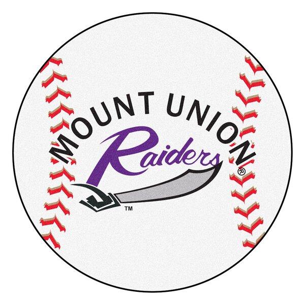 NCAA University of Mount Union Baseball Mat by FANMATS
