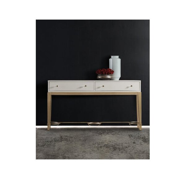 Melange Lady Console Table By Hooker Furniture
