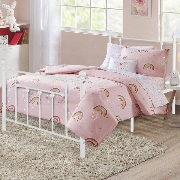 Crownover Platform Bed by Harriet Bee