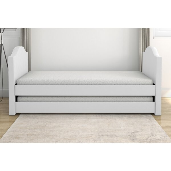 Sebago Twin Daybed With Trundle By Latitude Run