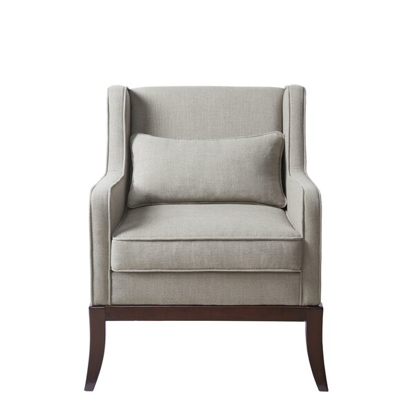 Sherman Wingback Chair by Madison Park Signature