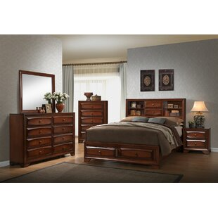 Platform 4 Piece Bedroom Set By Winston Porter