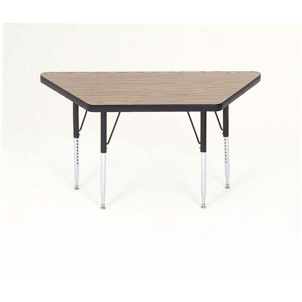 48 x 24 Trapezoidal Activity Table by Correll, Inc.