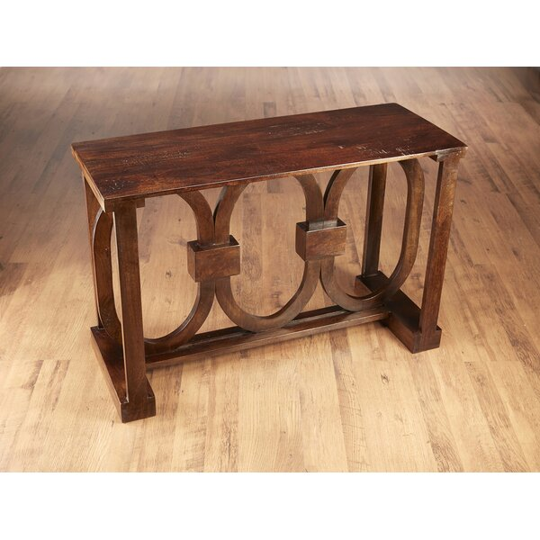 Natalee Console Table by Gracie Oaks Gracie Oaks
