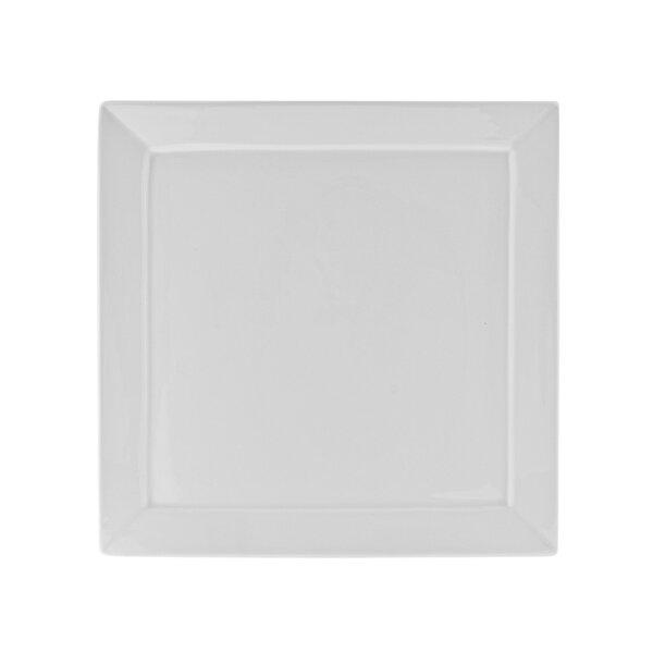 Elite 5 Square Platter (Set of 6) by Ten Strawberry Street