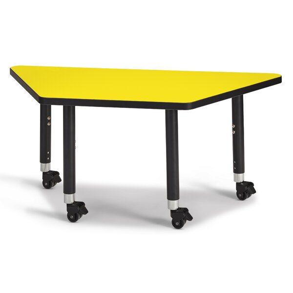 Berries® Trapezoidal Activity Table by Jonti-Craft