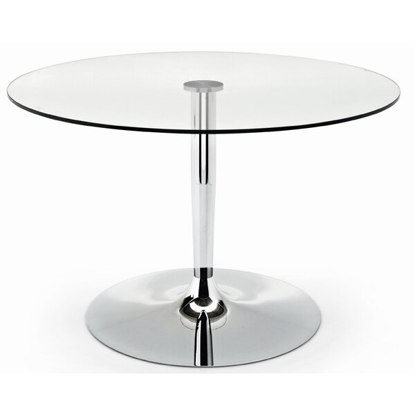 Planet Glass Dining Table by Connubia Connubia