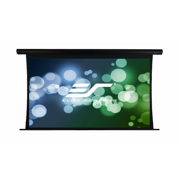 Saker Electric Projection Screen by Elite Screens