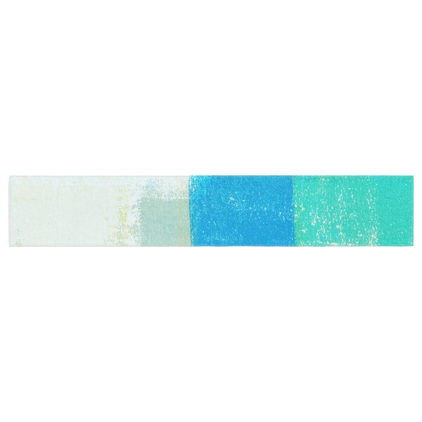 CarolLynn Tice Shallow Cool Table Runner by East Urban Home