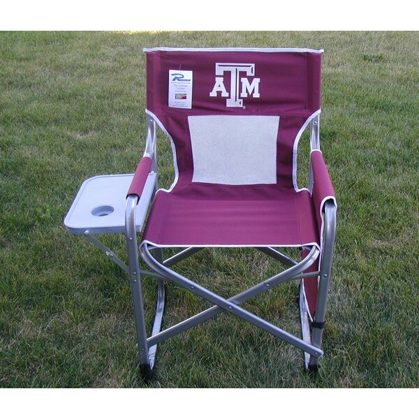 NCAA Folding Camping Chair by Rivalry Rivalry