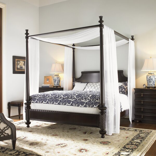 Royal Kahala Canopy Bed by Tommy Bahama Home