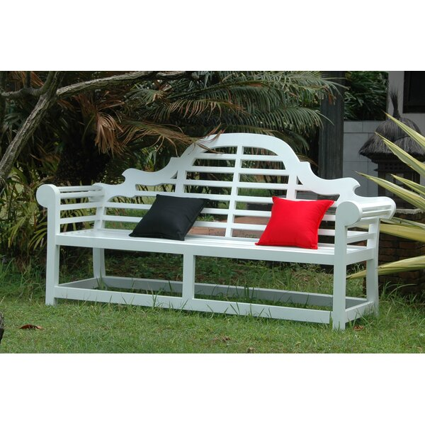 Marlborough Teak Garden Bench by Anderson Teak