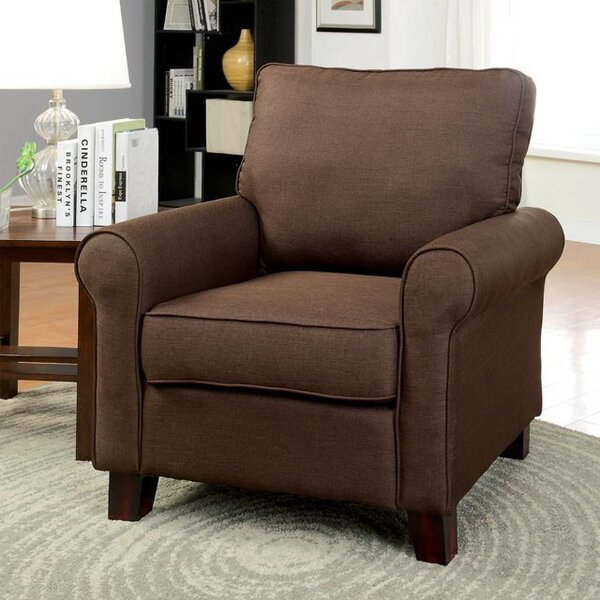 Clitheroe Armchair by Charlton Home