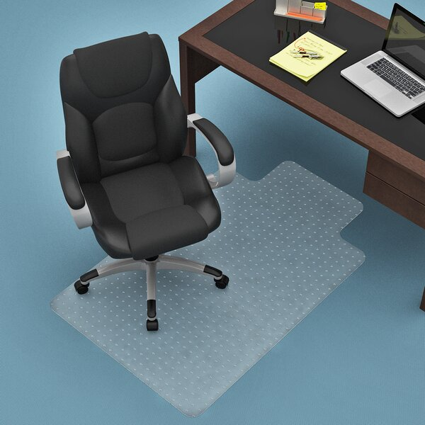 Straight Edge Chair Mat by Z-Line Designs