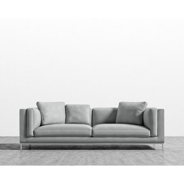 New Design Fernando Standard Sofa by Orren Ellis by Orren Ellis
