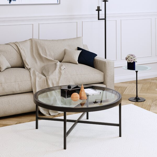 Meade Coffee Table by Gracie Oaks