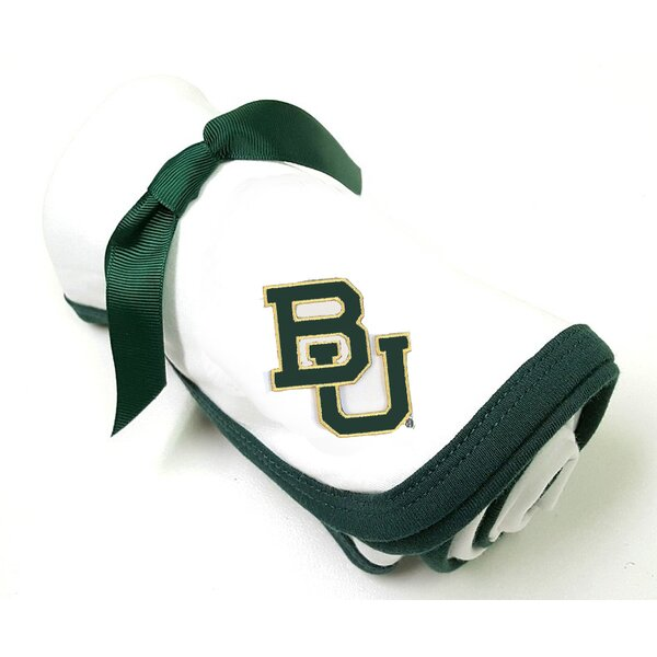 Baylor Bears Baby Receiving Blanket by Future Tailgater