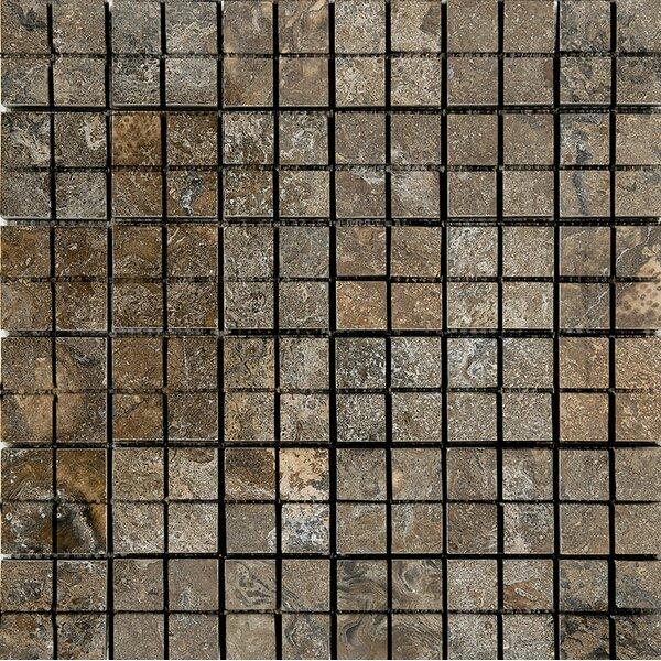 Bosphorus Marble 1 x 1 Stone Mosaic Tile Polished by Parvatile