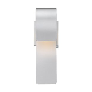 Great Price Rothrock LED Outdoor Sconce By Orren Ellis
