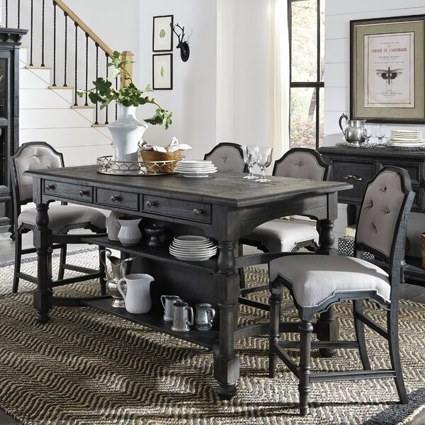 Alona 5 Piece Pub Table Set by Gracie Oaks