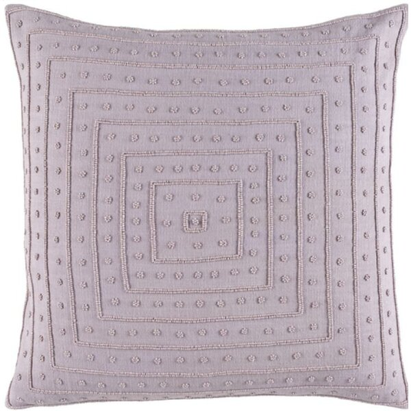 Beverly Cotton Lumbar Pillow by Eider & Ivory