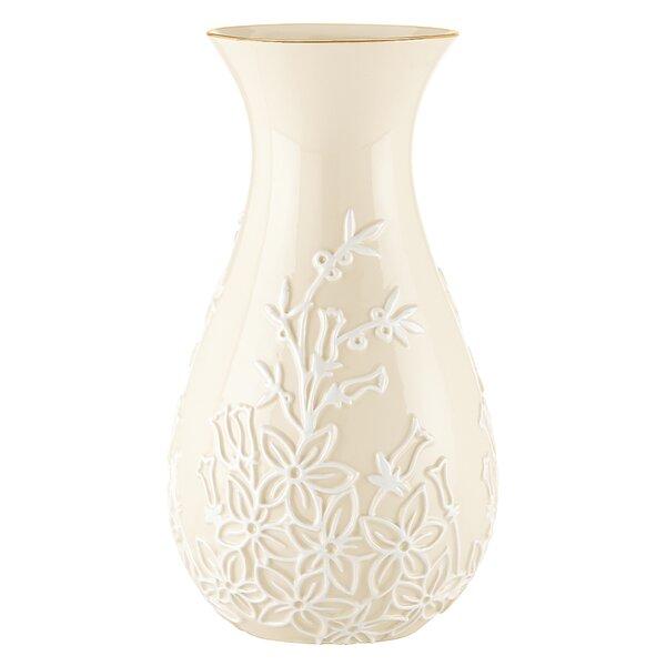 Stephanotis Vase by Lenox