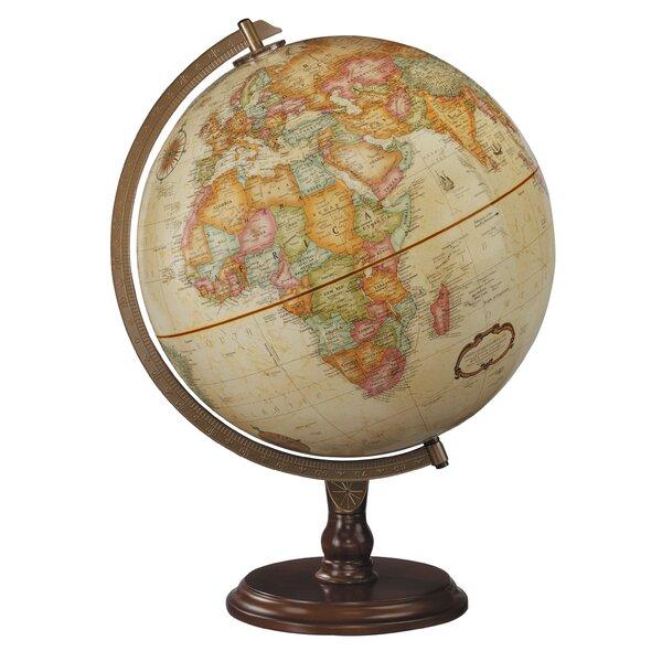 12 Globe by Three Posts