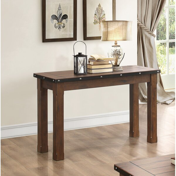 Review Dalewood Console Table